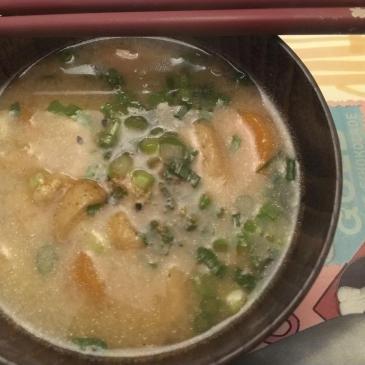 Receta fácil de sopa de miso (miso shiru)