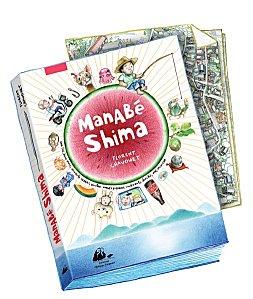 El Japón más auténtico con el diario ilustrado Manabé Shima de Florent Chavouet