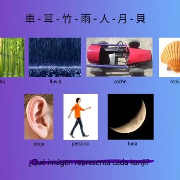 La forma de los kanji y su significado (II)