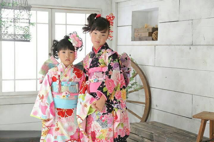 La celebración del Shichi-Go-San (Siete, Cinco, Tres)