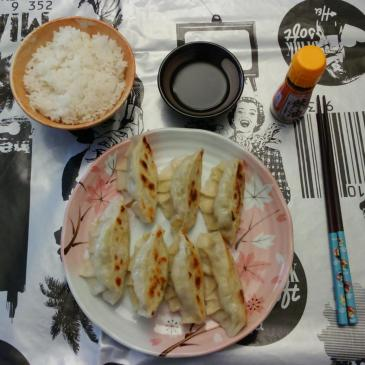 Receta de Gyoza (empanadilla japonesa)