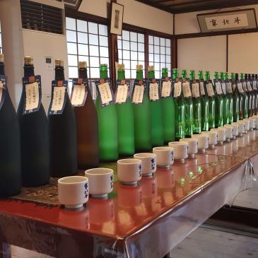 Introducción al mundo del sake