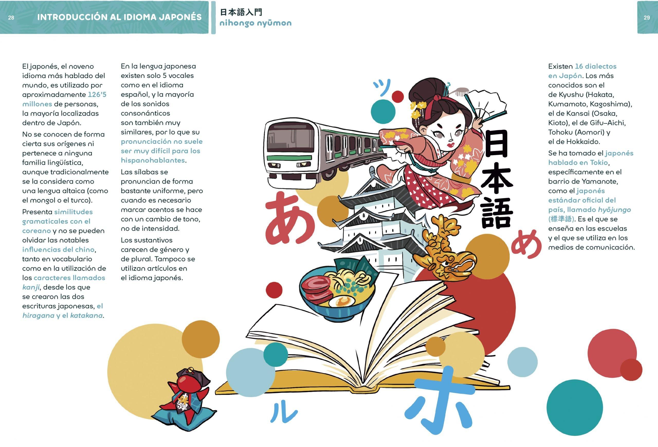 Estudia el idioma japonés cuando tú quieras